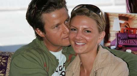 Billy Bush and wife Sydney attend an event