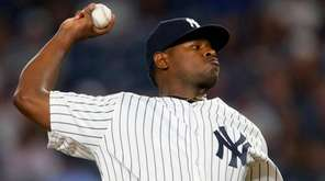 Yankees pitcher Luis Severino will start Wednesday against