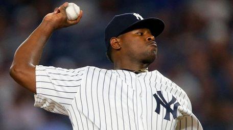 Yankees pitcher Luis Severino will start Wednesday against