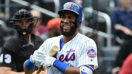 Mets shortstop Amed Rosario missed Tuesday's game with