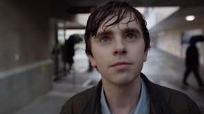Freddie Highmore stars as a surgeon who has