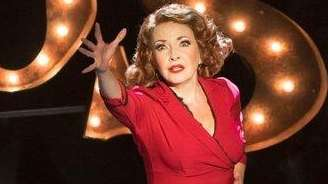 Michele Ragusa as Mama Rose performs