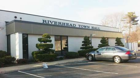 Riverhead Town Hall at 200 Howell Ave. as
