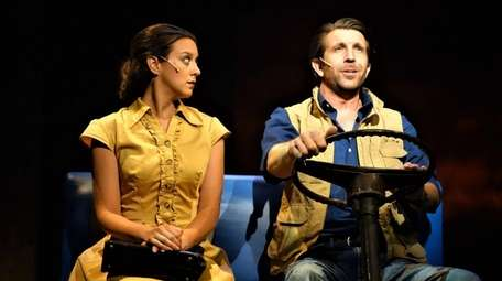 TracyLynn Conner and Brian Gill star in