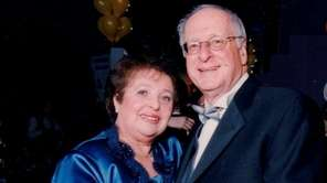 Marilyn and Marvin Moelis of Oceanside