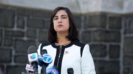 Nicole Malliotakis, GOP mayoral hopeful and a Staten