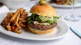Cardoon Mediterranean, Seaford: The signature burger at this
