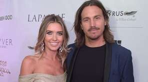 Audrina Patridge and Corey Bohan on March 18,