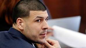 Aaron Hernandez's lawyer said his client's brain showed