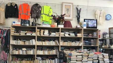 Sunnyside Thrift Store is pictured here on