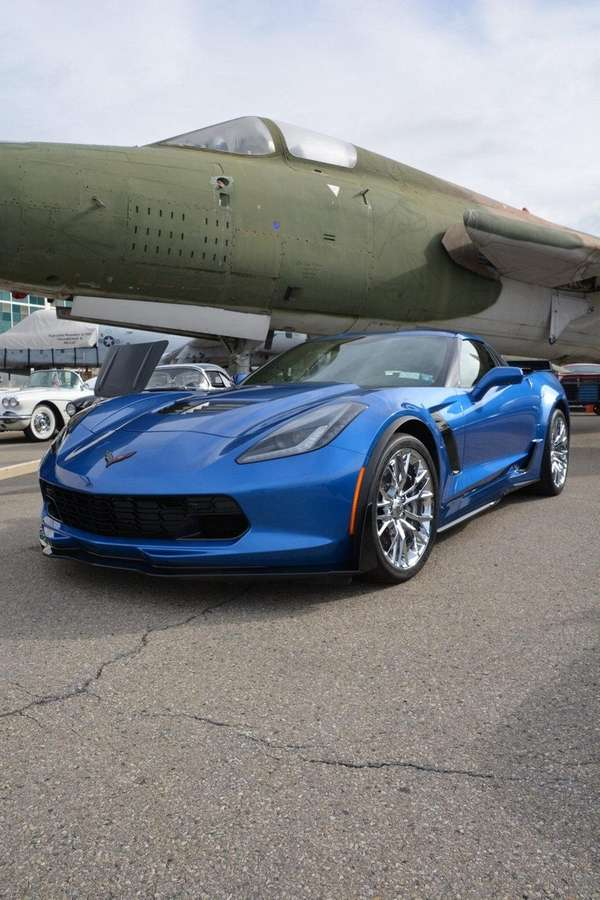 Vettes and jets will be at the American