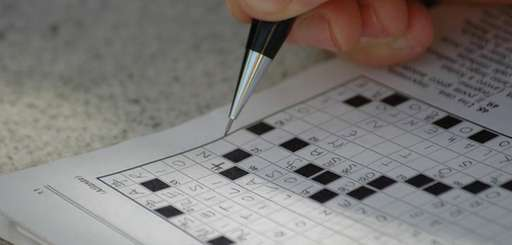 The Point's inaugural crossword puzzle.