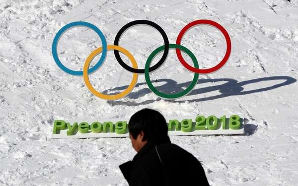 The Winter Olympics open on Feb. 9, 2018,