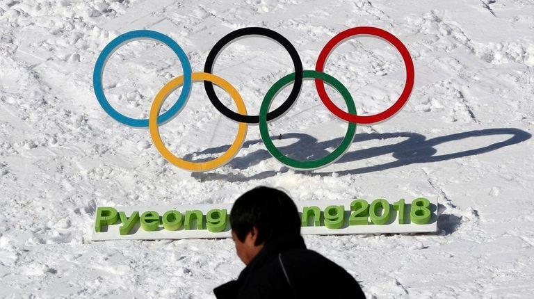 The Winter Olympics open on Feb. 9, 2018,
