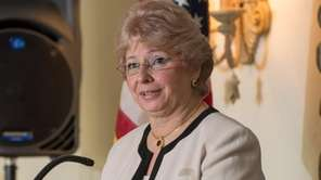 Huntington Republican Chairwoman Toni Tepe is the new