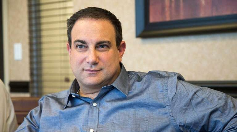 Martin Tankleff discusses his pending lawsuit against Suffolk