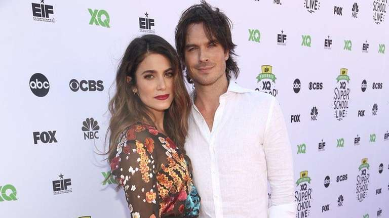 Nikki Reed and Ian Somerhalder apologized about comments