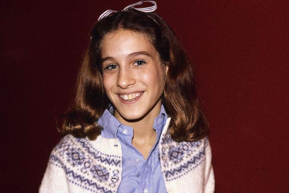 Sarah Jessica Parker, who played the lead role