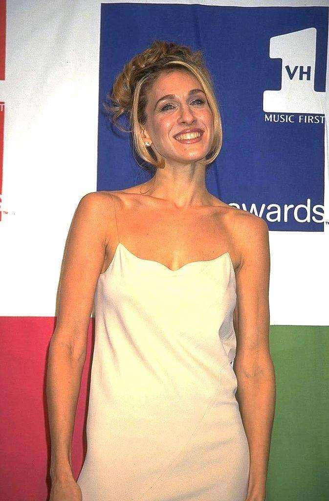 Sarah Jessica Parker at VH1 Fashion and Music
