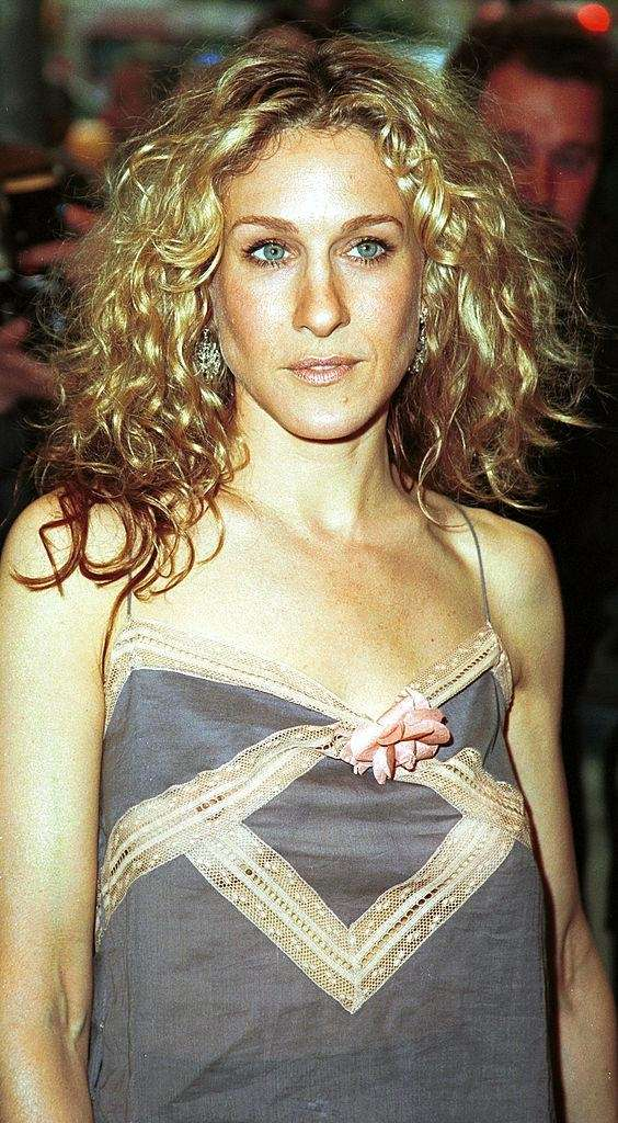 Sarah Jessica Parker attends the HBO Premiere of