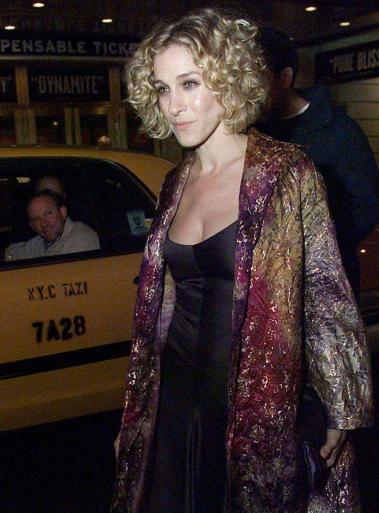 Sarah Jessica Parker attends the opening of