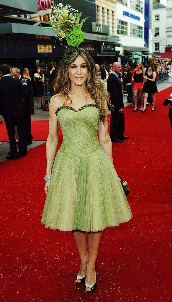 Sarah Jessica Parker attends the world premiere of