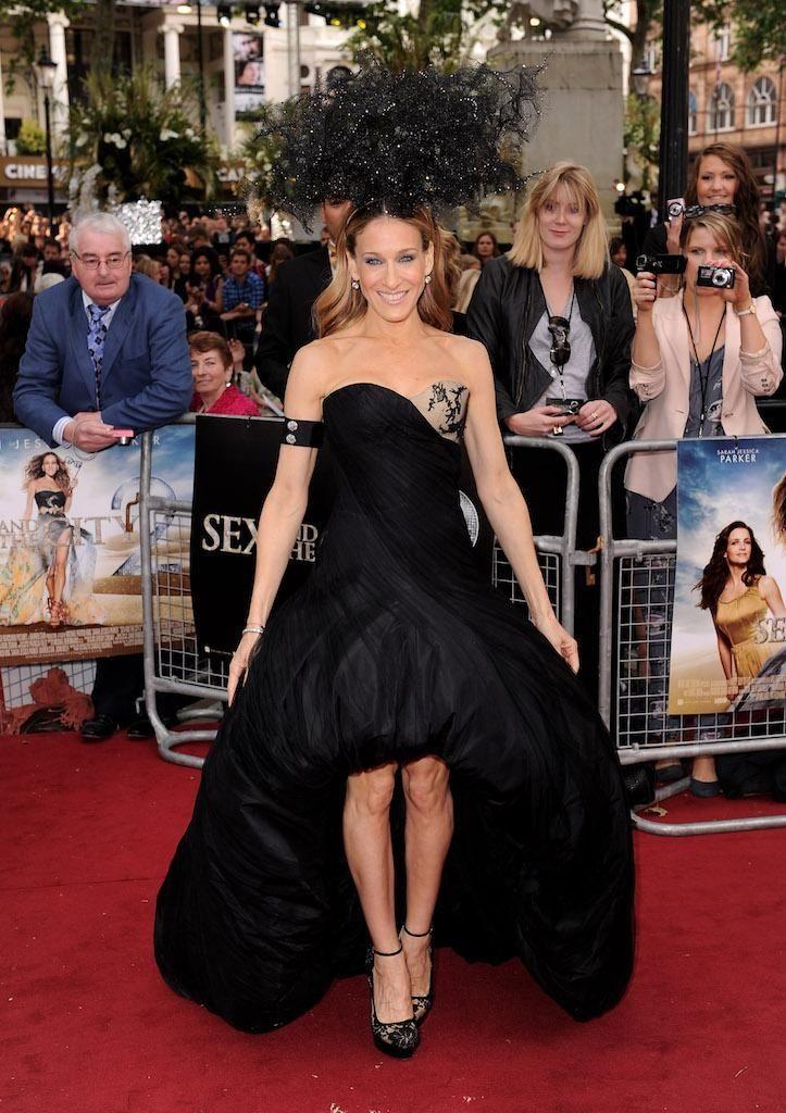 Sarah Jessica Parker attends the U.K. premiere of