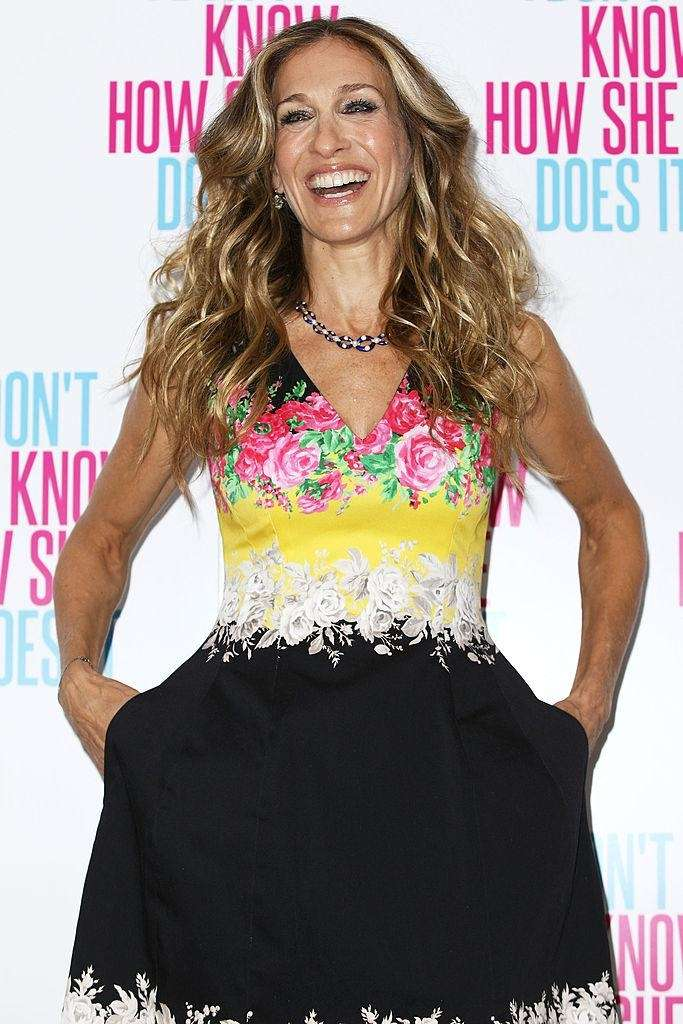 Sarah Jessica Parker attends the photo call for