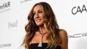 Sarah Jessica Parker at amfAR's Inspiration Gala at