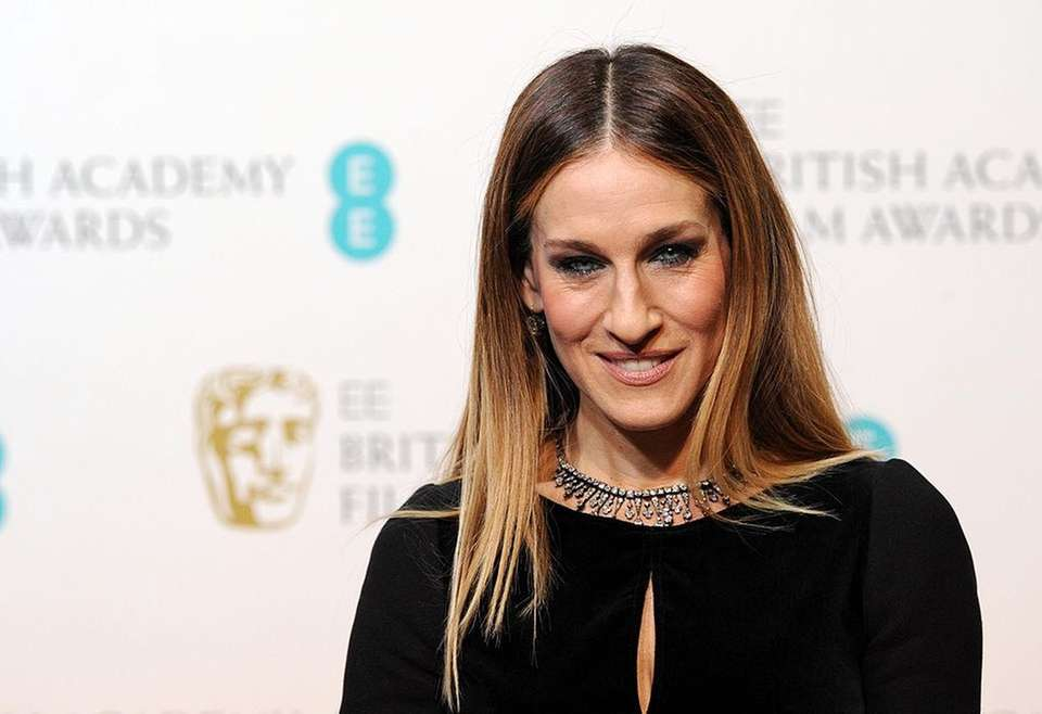 Sarah Jessica Parker at the EE British Academy