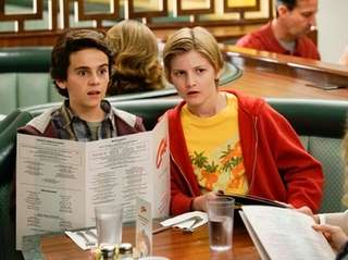 Jack Dylan Grazer, left, and Christopher Paul Richards