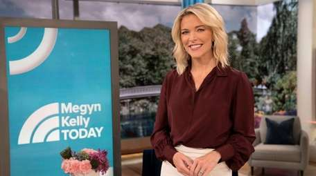 Megyn Kelly's new daytime talk show on NBC,