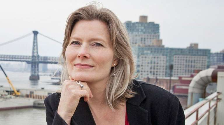 Jennifer Egan, author of