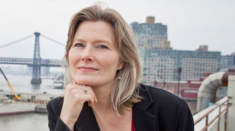 Jennifer Egan, author of