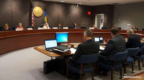 On Monday, Sept. 25, 2017, county officials, scientists