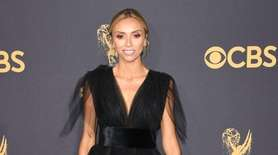 Giuliana Rancic arrives for the 69th annual Primetime