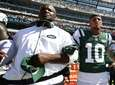 Jets head coach Todd Bowles, Jermaine Kearse and