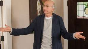 Larry David returns -- finally -- on HBO's