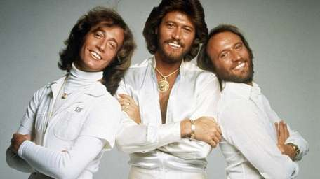 The Bee Gees ruled the music scene in