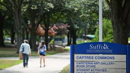 The Michael J. Grant Campus of Suffolk County