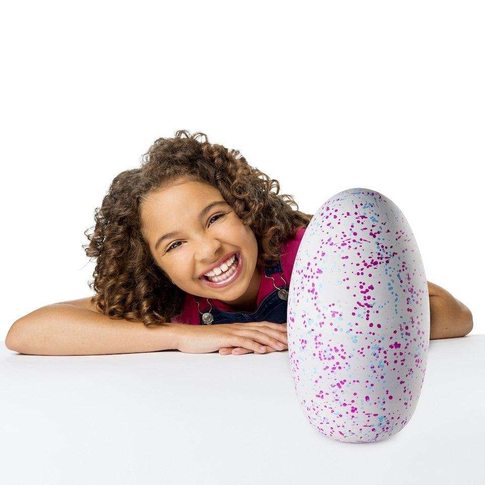 Hatchimals, the popular toy from last holiday season,