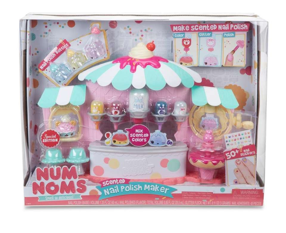 Num Noms Nail Polish Maker is the only