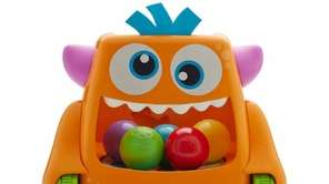 Fisher-Price Zoom 'n Crawl Monster will keep babies
