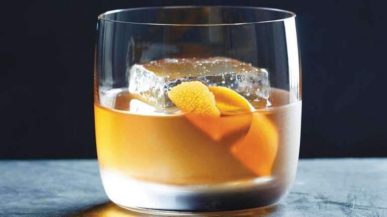 The Old-Fashioned is as simple, and as autumnal,