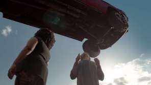 Jason Ritter stars in the new ABC spiritual