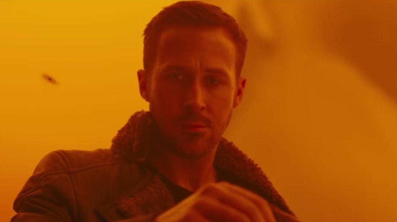 Ryan Gosling stars as a future cop in