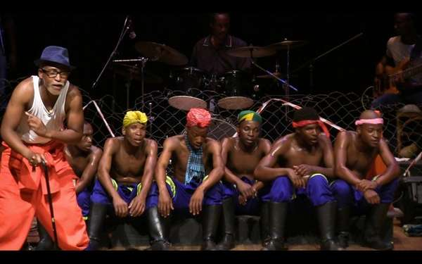 Gumboot and Pantsula are dance forms highlighted in