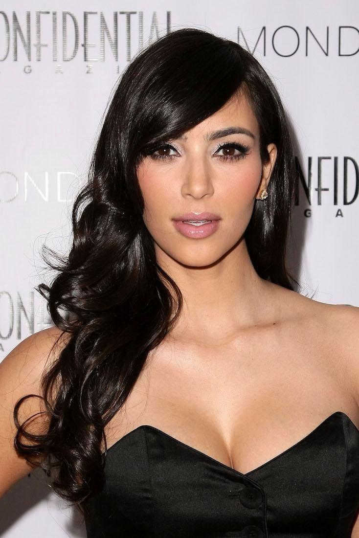 Kim Kardashian attends the Los Angeles Confidential Magazine's
