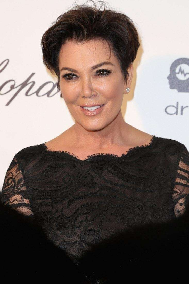 TV personality Kris Jenner attends the 22nd Annual