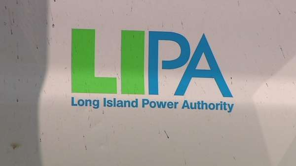 LIPA's logo is pictured in an undated photo.